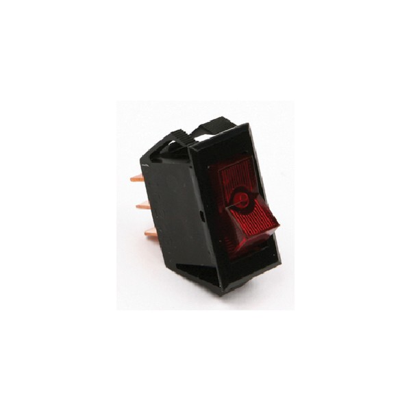 Coffee Maker Switch Replacement : Switch on/off 120V, red - LANCER DIRECT