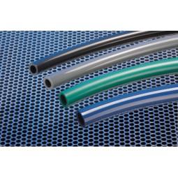 "Accuflex gray PVC general purpose hose 5/8""ID x 7/8""OD 100'"