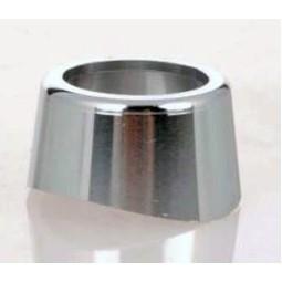Flange for 3'' column shank chrome finish