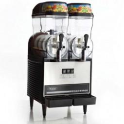 Omega Granita machine, dual bowl
