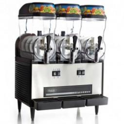 Omega Granita machine, triple bowl
