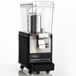 Omega visual cold drink dispenser, single bowl
