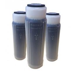 """10"""" Aether carbon foam BioCon technology, 9,000 gal, 4 GPM, 1 micron"""
