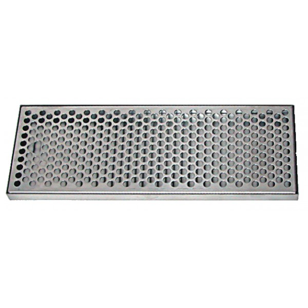 Stainless Steel Drip Tray With Ss Insert With Drain 7 Quot X 7