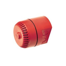 Siren-24-R extra loud warning siren for high alarms - Must be CO2 certified to install LogiCO2 alarms