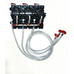 SHURflo 3 pump system CC adapters