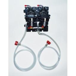SHURflo 2 pump system CC adapters