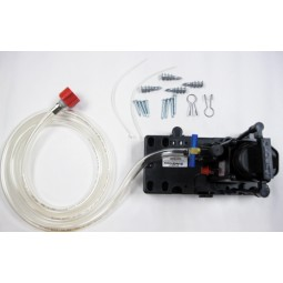 Flojet 1 pmp kit univ brkt CO2 tee