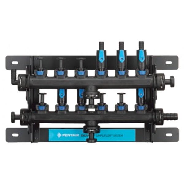 Simpliflow twin standard manifold lancer direct