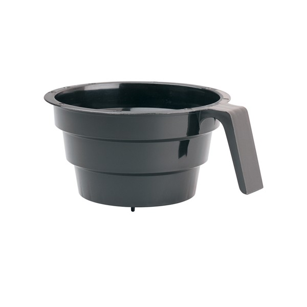 Coffee Maker Replacement Hose : Black plastic brew basket with ridges - LANCER DIRECT