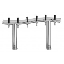 Cooly tower 4 faucet