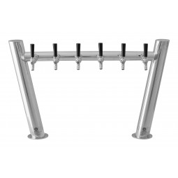 Double Zenith tower 4 faucet