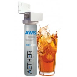 Aether specialty tea cartridge bacteria control taste