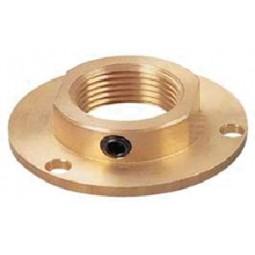 Locking flange for wall shank assy (use with C125)