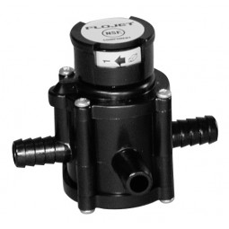 Flojet transfer valve, high altitude