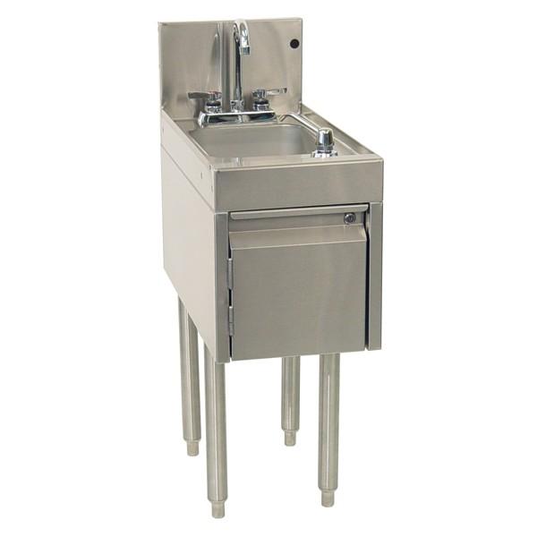 Underbar Ss Hand Sink Soap Amp Towel Disp 18 Quot W X 19 Quot D