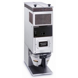 G9 2T HD, portion control grinder, 2 hoppers, larger funnel, interface to brewer for multiple batch sizes