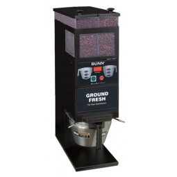 G9 2T DBC, portion control grinder, 2 hoppers, larger funnel, wireless interface to brewer