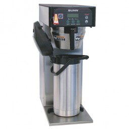 ICB-DV Single Brewer, lower side faucet