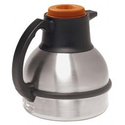 1.9 liter thermal carafe, orange lid