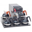 Coffee Brewers with Lower Warmers